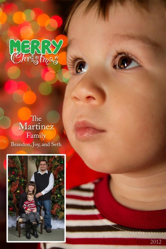 Merry Christmas, 2012