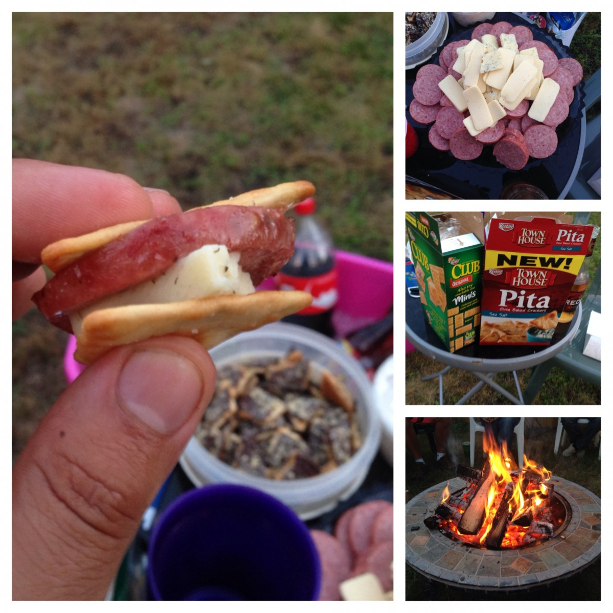 Savory S'mores
