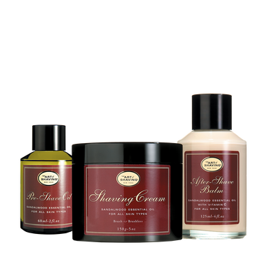 Replenishment Bundle (Sandalwood)