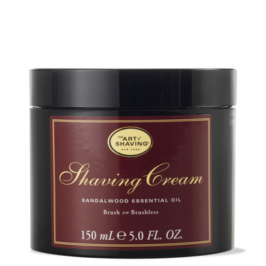 Shaving Cream (Sandalwood)