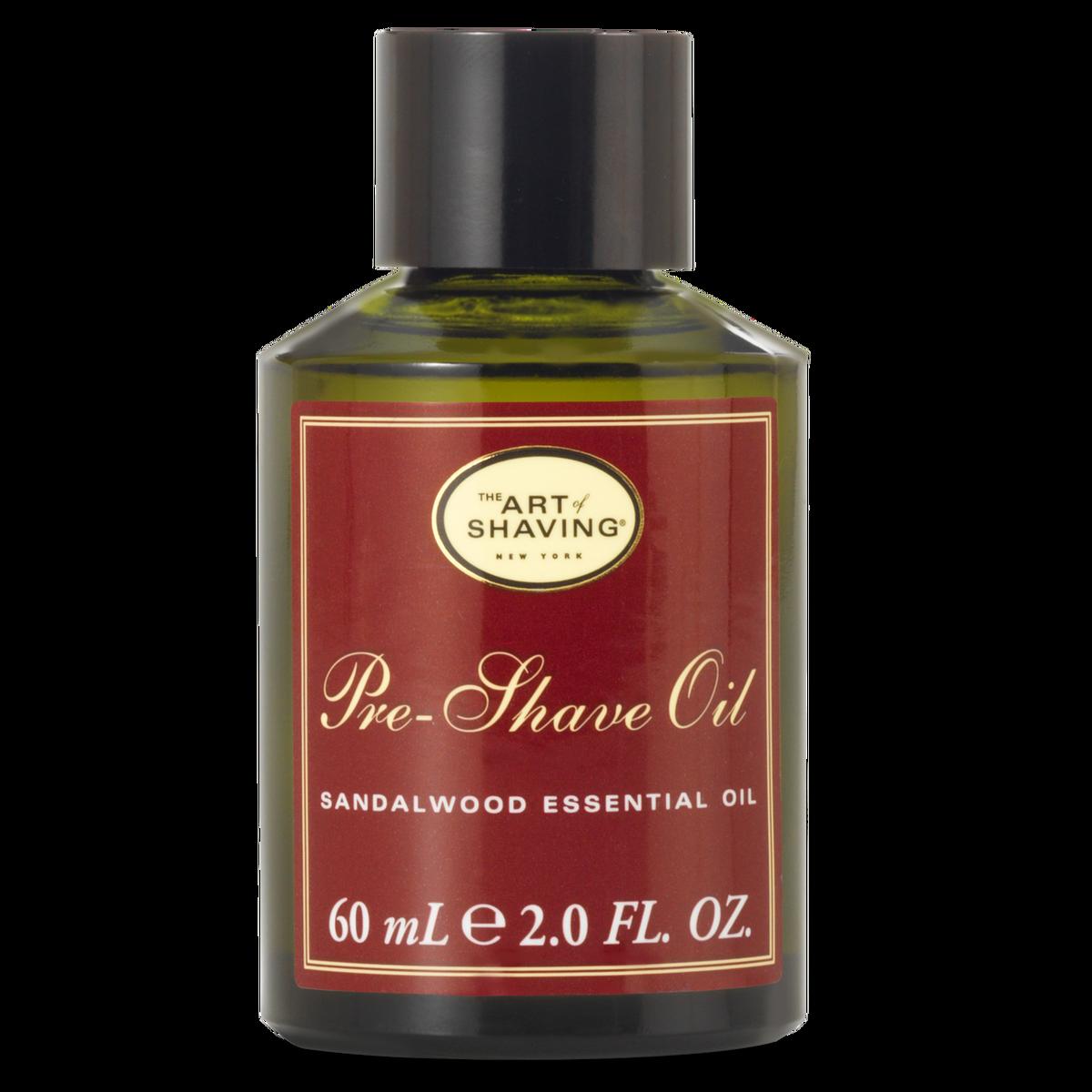 Pre-Shave Oil (Sandalwood)