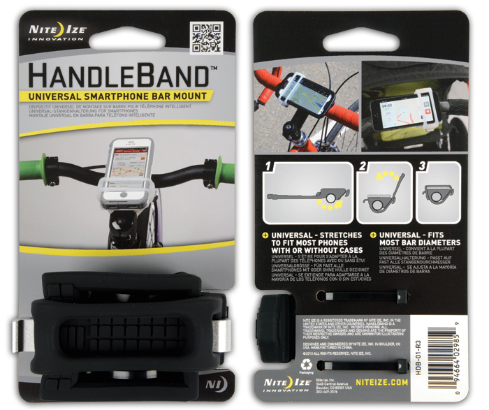 The HandleBand by Nite Ize