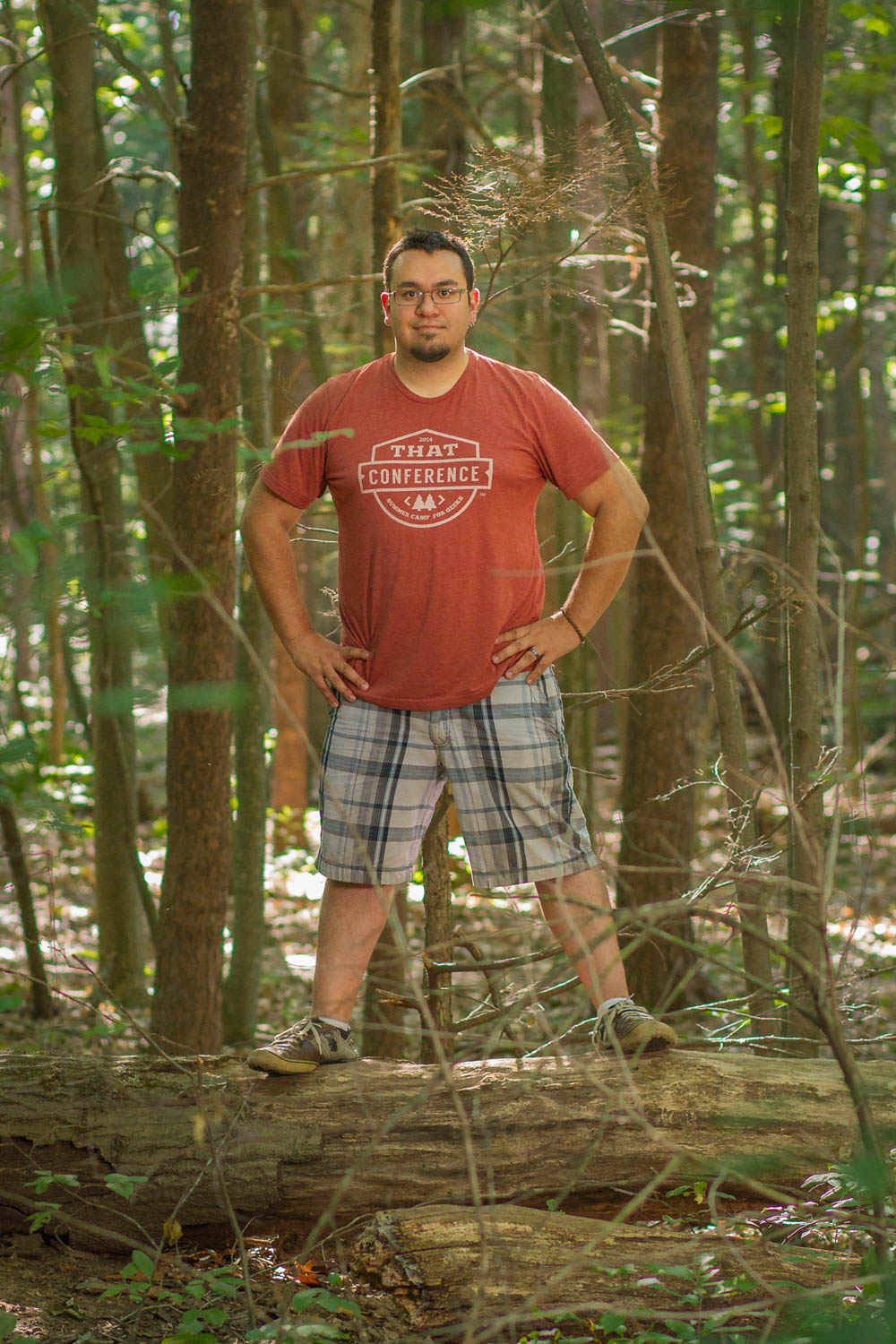 Into the Woods for a Geek's Summer Camp